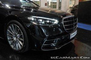 Mercedes-Benz S-Class S500L Mild Hybrid AMG Line 4MATIC Premium Plus Executive