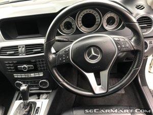 Mercedes-Benz C-Class C180K Avantgarde
