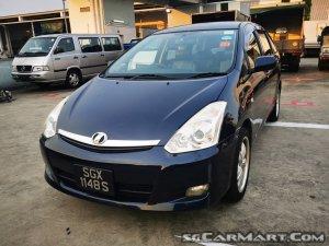 Toyota Wish 1.8A (COE till 08/2022)