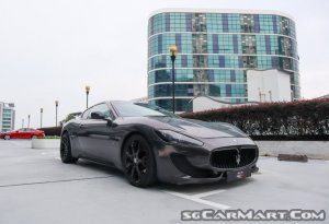Maserati GranTurismo Cambiocorsa (COE till 11/2029)
