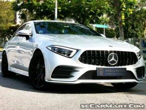 Mercedes-Benz CLS-Class CLS300d AMG Line Premium Plus
