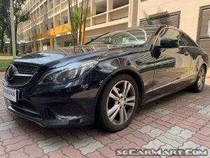 Mercedes-Benz E-Class E200 Coupe