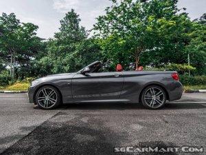 BMW 2 Series 230i Convertible M-Sport