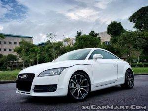 Audi TT Coupe 2.0A TFSI S-tronic (COE till 02/2030)