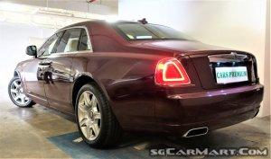 Rolls-Royce Ghost (COE till 07/2030)