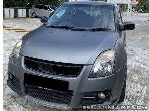 Suzuki Swift Sport 1.6M (COE till 04/2022)