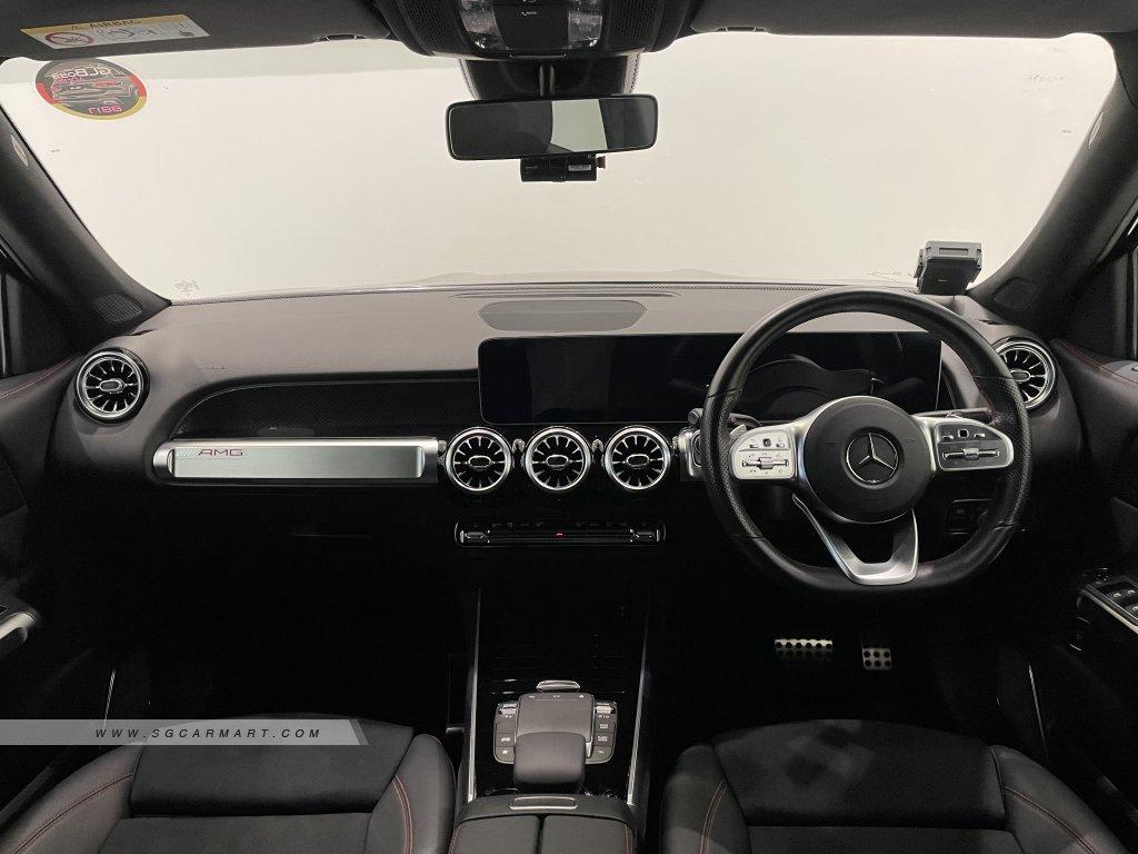 2020 Mercedes-Benz GLB200 AMG Line Premium 7-Seater