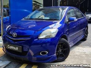 Toyota Vios 1.5A E Sports (COE till 03/2023)