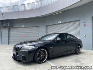 BMW 5 Series 523i Highline (COE till 09/2030)