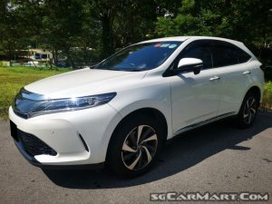 Toyota Harrier 2.0A Turbo M