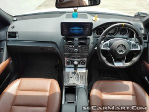 Mercedes-Benz C-Class C180K (COE till 09/2030)