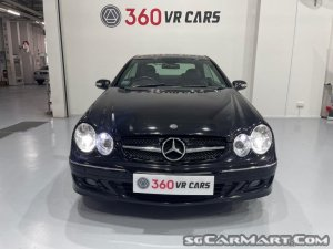 Mercedes-Benz CLK-Class CLK280 Coupe (COE till 06/2028)