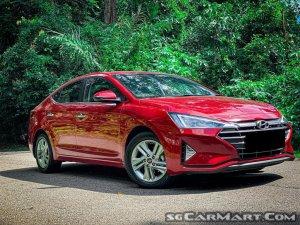 Hyundai Avante 1.6A GLS Elite
