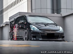 Toyota Wish 1.8A (COE till 03/2026)