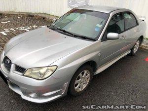 Subaru Impreza 1.6M (COE till 10/2022)
