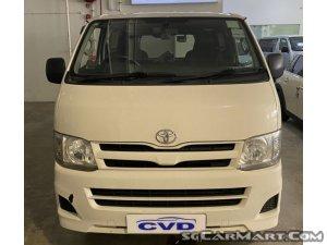 Toyota Hiace 3.0M (COE till 02/2026)