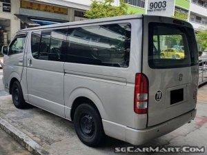Toyota Hiace Commuter 3.0M (COE till 08/2022)