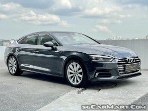 Audi A5 Sportback 2.0A TFSI S-tronic Design