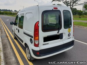 Renault Kangoo 1.6A (COE till 12/2023)