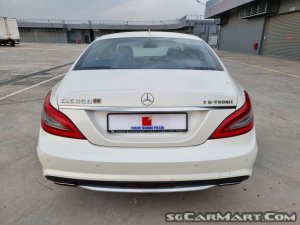 Mercedes-Benz CLS-Class CLS350 AMG Line Sunroof (New 10-yr COE)