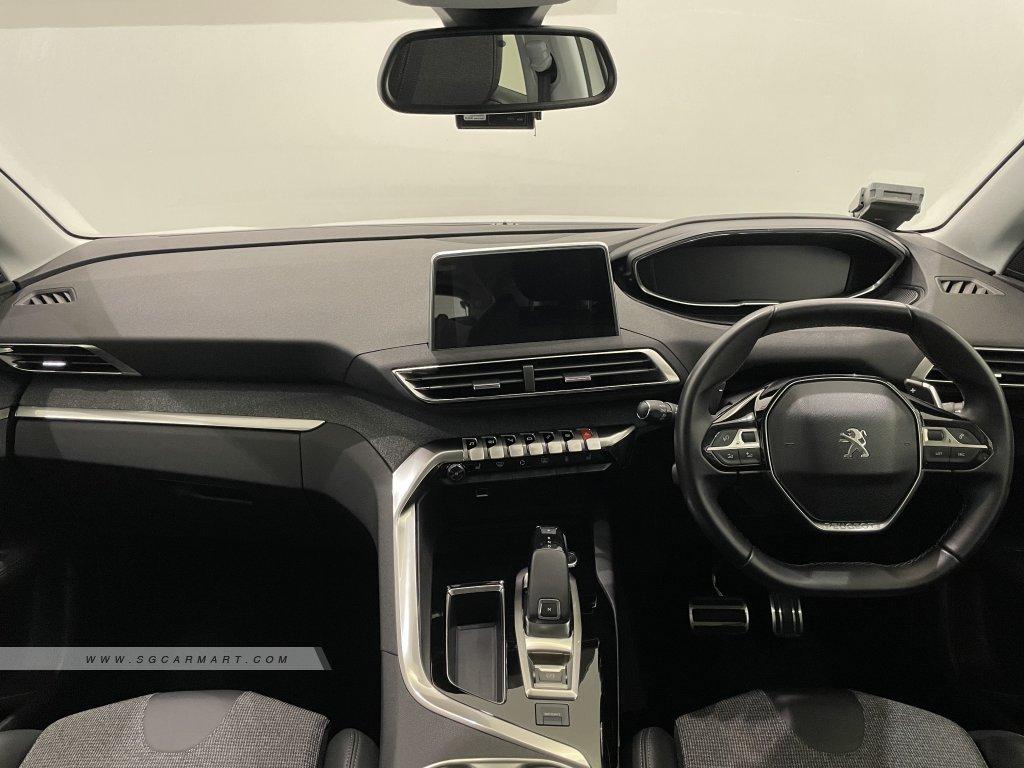 2017 Peugeot 3008 1.2A PureTech EAT6 Allure
