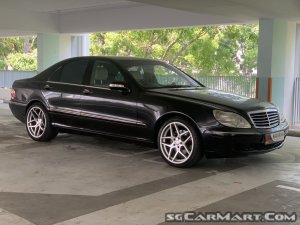 Mercedes-Benz S-Class S280 (COE till 04/2026)
