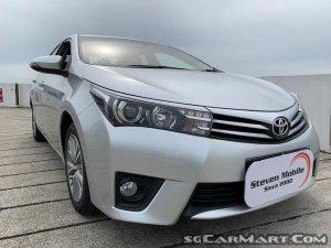 Toyota Corolla Altis 1.6A Elegance