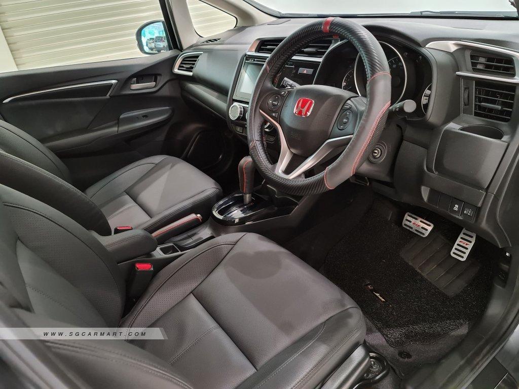 2019 Honda Jazz 1.3A (OPC)