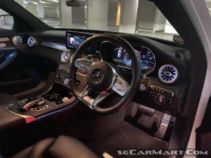 Mercedes-Benz C-Class C43 AMG 4MATIC (COE till 12/2030)