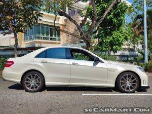 Mercedes-Benz E-Class E63 AMG (New 10-yr COE)