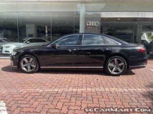 Audi A8 Mild Hybrid 3.0A TFSI Quattro Tip