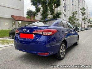 Toyota Vios 1.5A G (OPC)