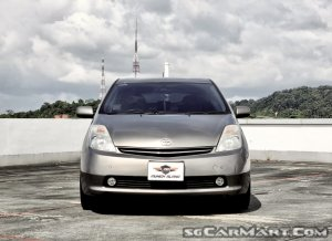 Toyota Prius Hybrid 1.5A (COE till 07/2028)