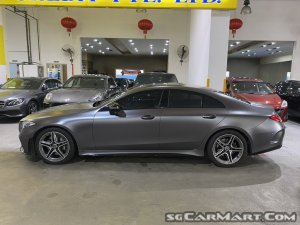 Mercedes-Benz CLS-Class CLS350 Coupe Mild Hybrid Sunroof