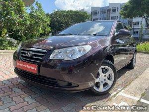 Hyundai Avante 1.6A (COE till 08/2024)