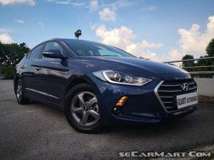 Hyundai Elantra 1.6A GLS (OPC)