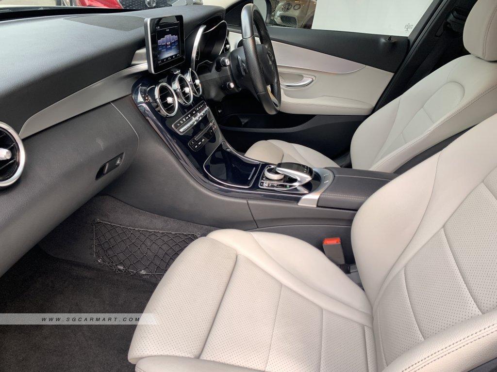 Mercedes-Benz C-Class C180 Avantgarde