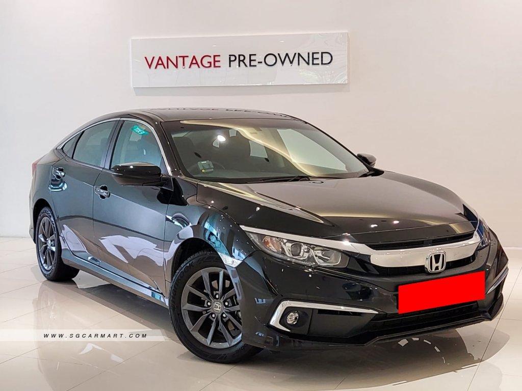2020 Honda Civic 1.6A VTi (OPC)