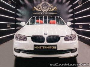 BMW 3 Series 335i Convertible (COE till 04/2031)