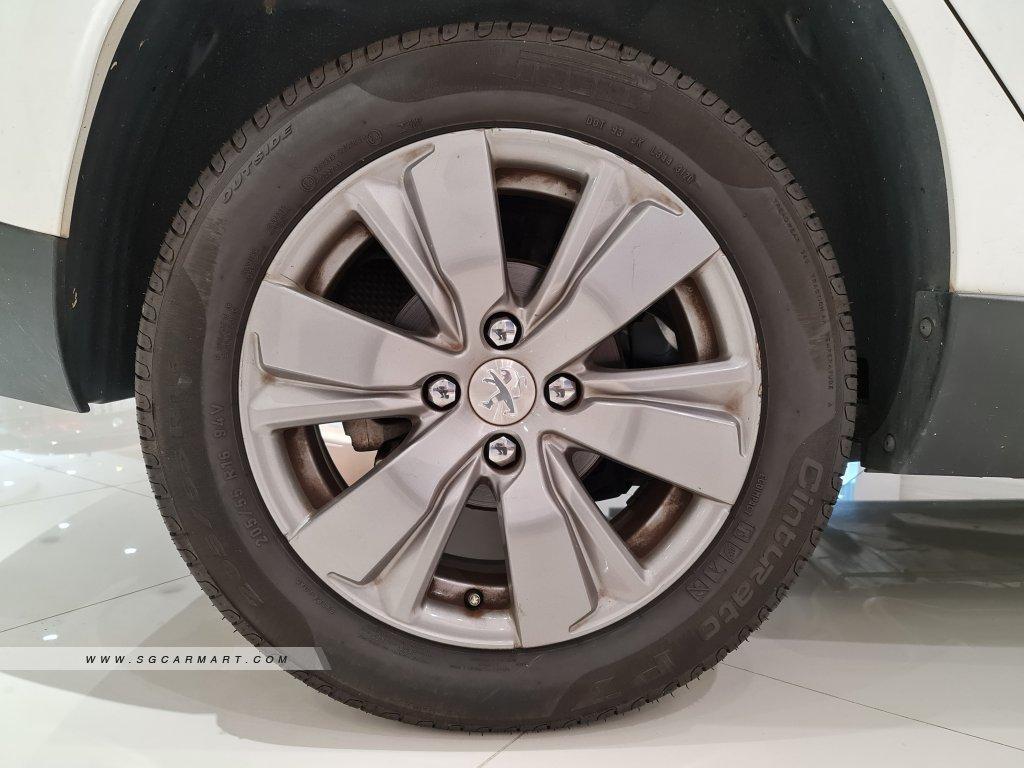 2018 Peugeot 2008 Active Puretech 1.2A Sunroof