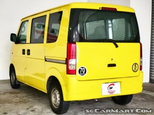 Suzuki Every (COE till 01/2024)