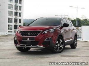 Peugeot 3008 1.6A PureTech EAT8 Allure