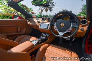 Ferrari California 4.3A (COE till 01/2030)