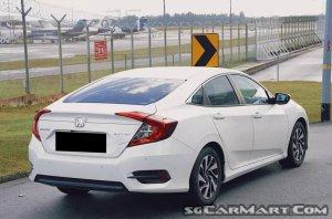 Honda Civic 1.6A VTi