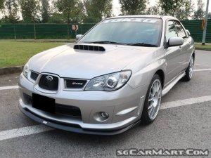 Subaru WRX STI S204 (COE till 02/2029)