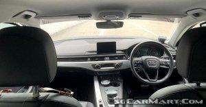 Audi A4 1.4A TFSI S-tronic