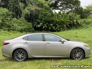 Lexus ES250 Luxury Sunroof