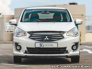 Mitsubishi Attrage 1.2A Sports