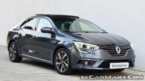 Renault Megane Sedan Diesel 1.5T dCi Sunroof (OPC)