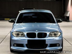 BMW 1 Series 125i Coupe M-Sport (COE till 07/2028)